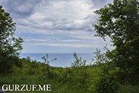 Продаётся участок в горах над Гурзуфом